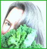 I simply adore my kale days. Yum!